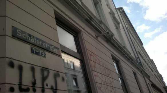 Schäferstraße